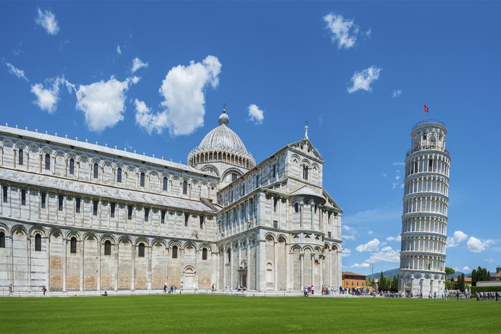 Pisa (Green Park Resort, Tirrenia)
