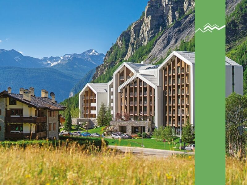 Courmayeur Estate Montagna