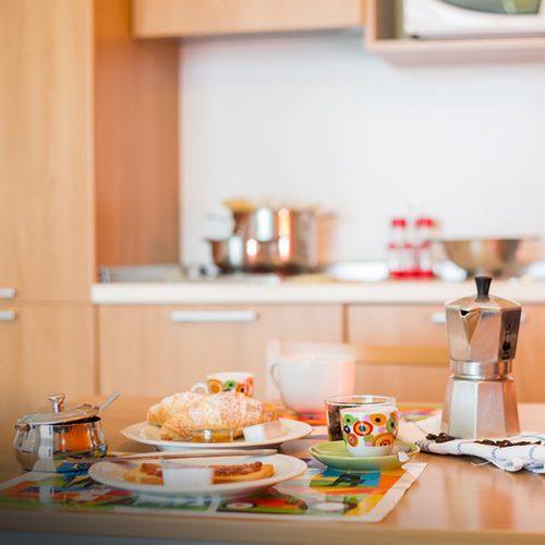Appartamento Cucina Vacanze Sestriere