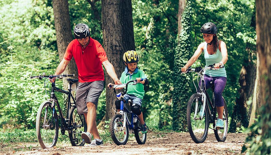 Famiglia Sport Bici Escursioni Natura Sestriere