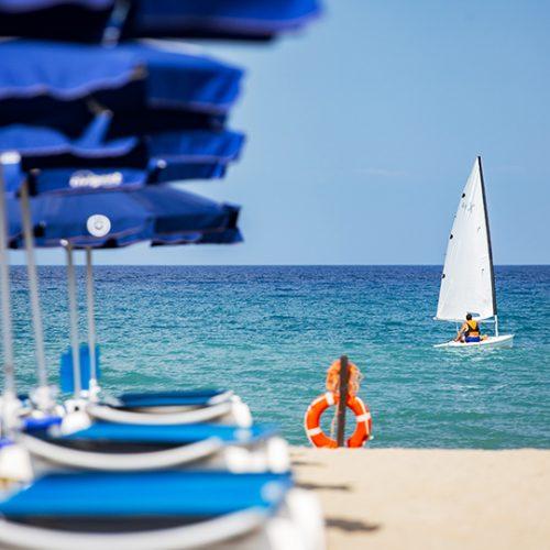 Spiaggia Baia Achei Marina di Sibari