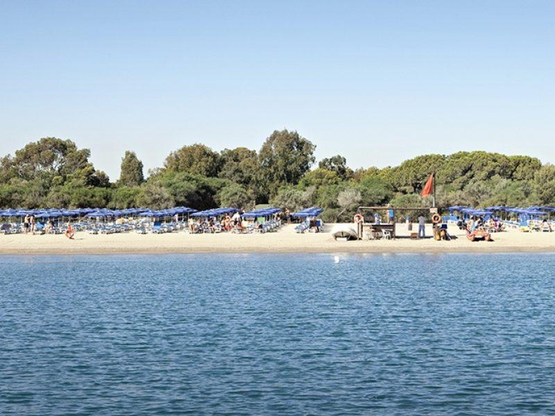 Spiaggia Baia degli Achei