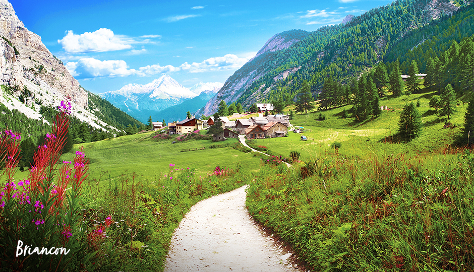 Briancon Alpi Escursione Sestriere