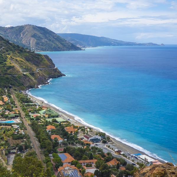 Capo Calava territorio Sicilia
