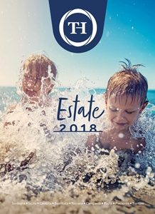 Copertina catalogo TH estate 2018