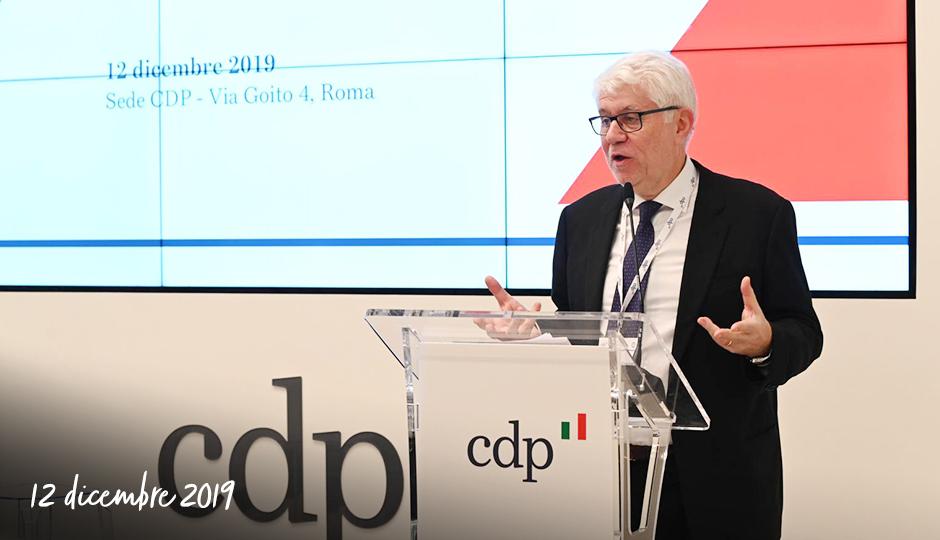 Innovazione e hospitality TH CDP