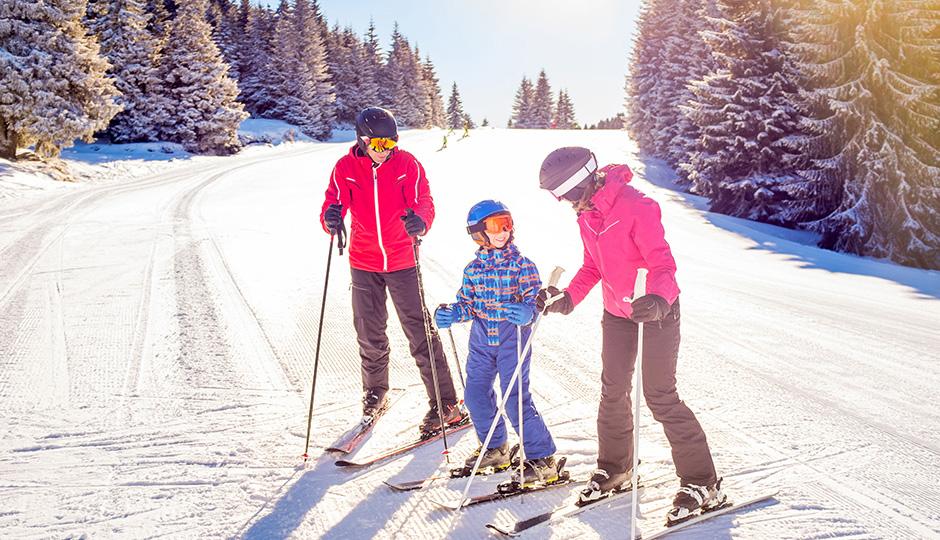 Vacanze Bambini Neve Sci Famiglia TH Resort