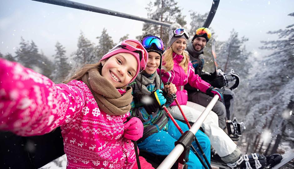 Vacanze Neve Sci Famiglia TH Resort