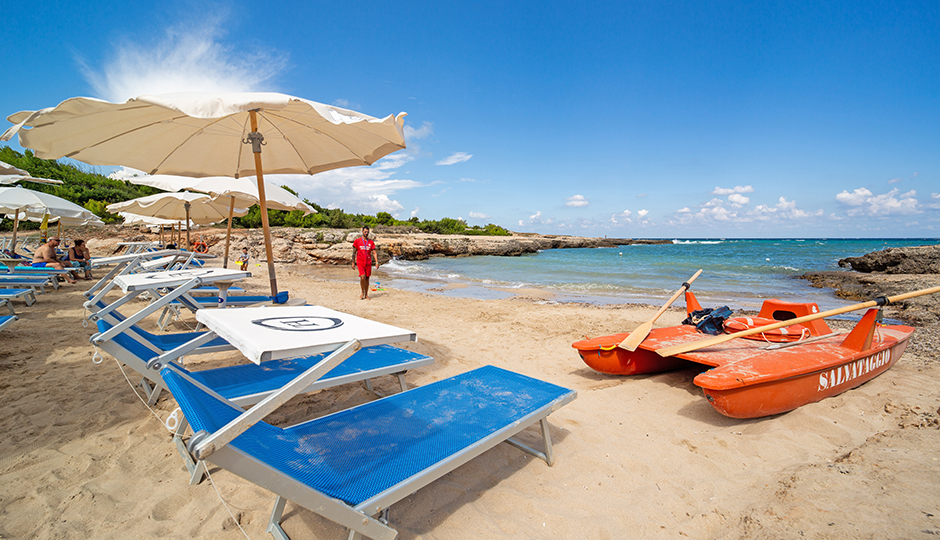 Spiaggia TH Ostuni