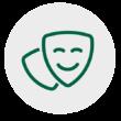 Icone-DistanzaSicurezza-Colorate-Bordo-Verde-16