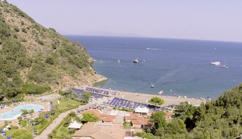 Ortano Isola d'Elba - video droni TH