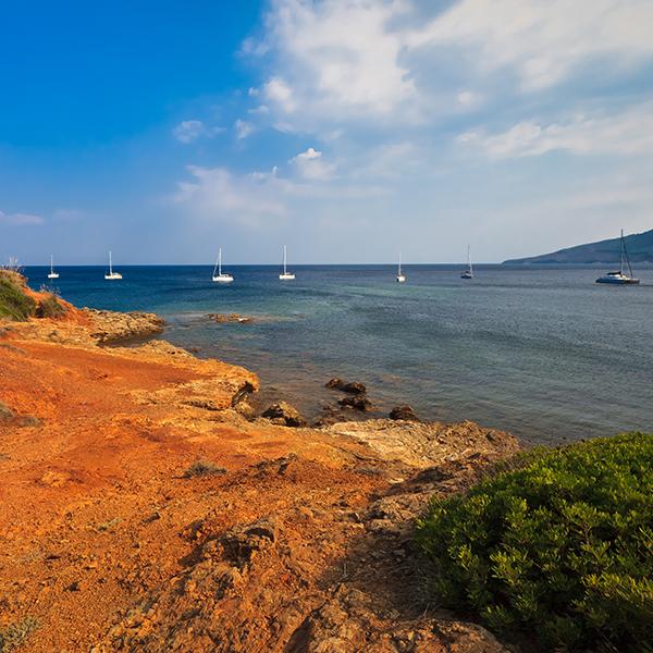 Isola Elba Trenino