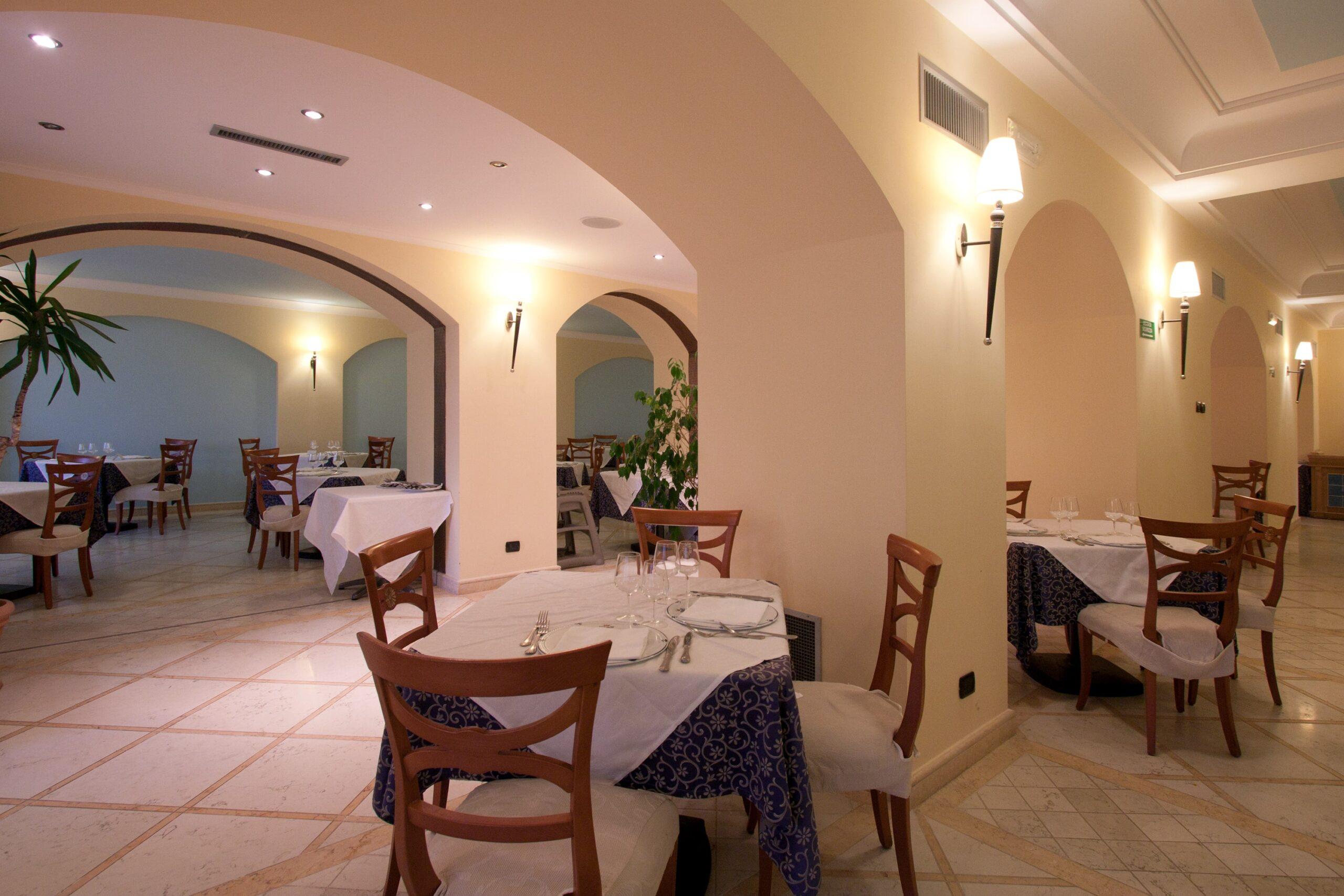 Ristorante Le Castella Estate TH Resorts