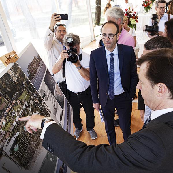 Progetto Ospedale Lido Venezia