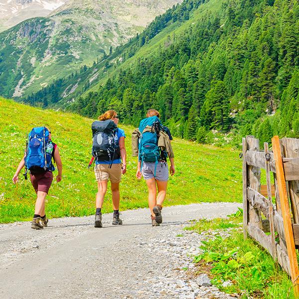 Rifugi Aosta