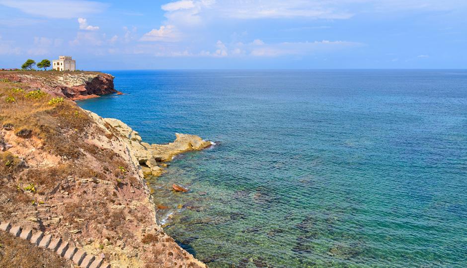 Terrasini Sicilia