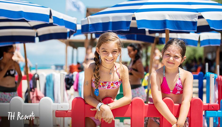 Vacanze Bambini TH Resorts