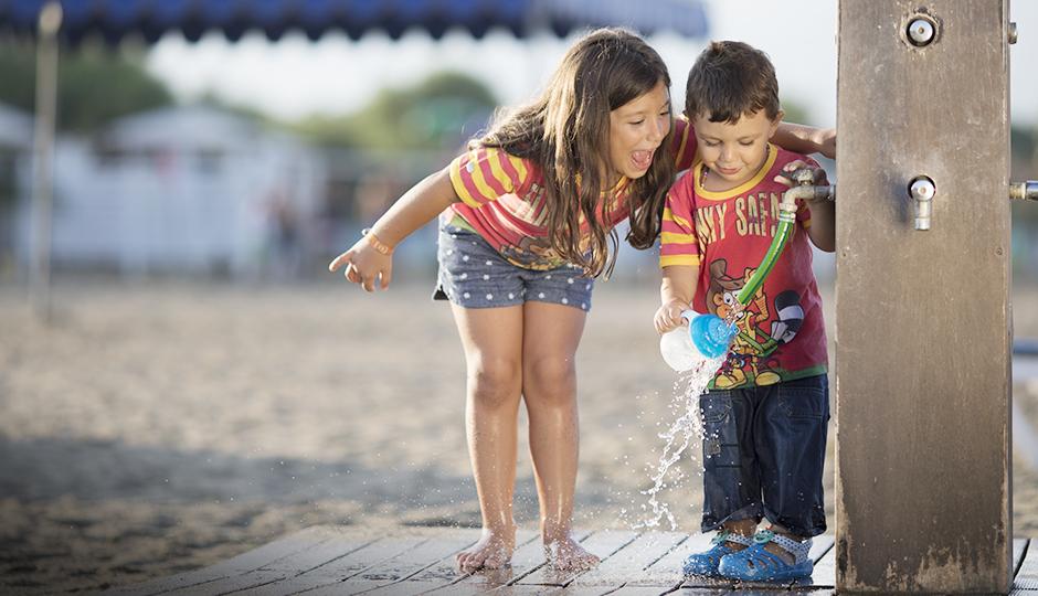 Spiaggia TH Resorts Bambini