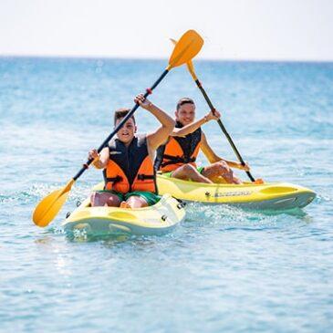 TH Resorts canoa