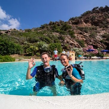 TH Resorts mare sport diving