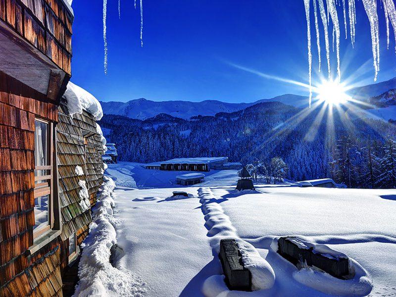 Strutture Neve Inverno TH Resorts