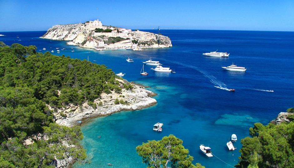 Touring Club Italiano Isole Tremiti