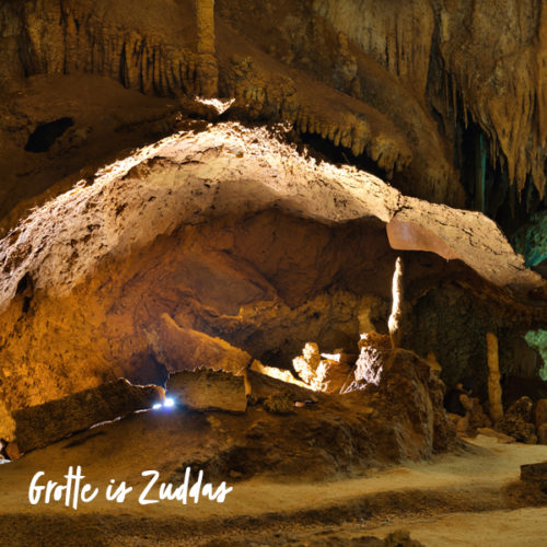 TH Chia grotte is zuddas