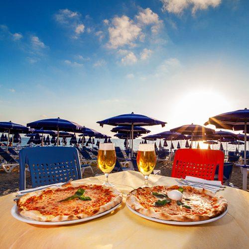 TH Pizzo Calabro Cucina Pizza Spiaggia