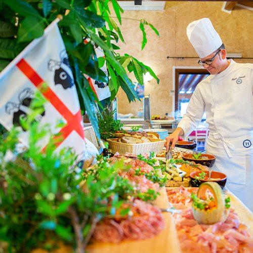 TH Resorts San Teodoro Cucina Tipica Ristorante Vacanze Villaggio Sardegna