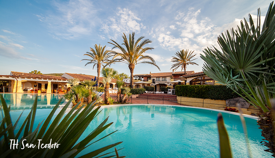 TH Resorts San Teodoro Sardegna Vacanze Piscina