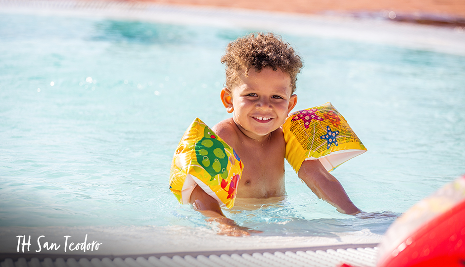 TH Resorts San Teodoro Sardegna Vacanze Piscina Bambini