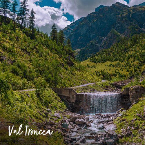 Val Troncea Sestriere
