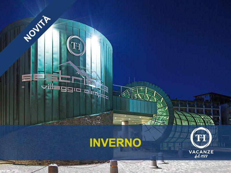 Strutture hotel e villaggi th resorts for Villaggio olimpico sestriere