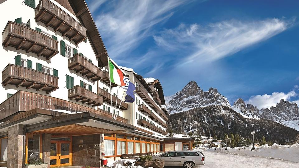 San Martino Majestic Dolomiti Hotel
